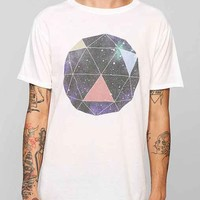 Galactic Shapes Tee- Ivory