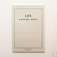 LIFE Kappan Note A5 Lined