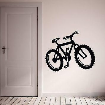Wall Stickers Vinyl Decal Bicycle Bike Sport Tourism Bmx Unique Gift (ig994)