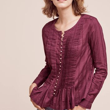 Gelise Button Blouse
