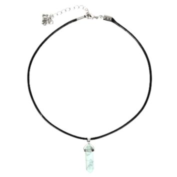 Howlite Point Choker