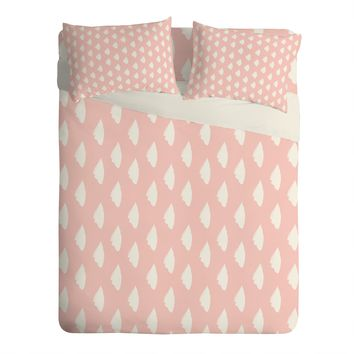 Allyson Johnson Dainty Blush Sheet Set Lightweight