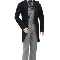 Gone with the Wind Rhett Butler Doll - Hollywood Dolls | Barbie Collector