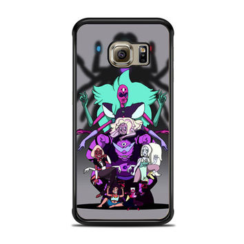 Steven Universe Twice The Gem That You Are Samsung Galaxy S6 Edge Case