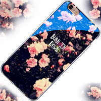 Modern Blue Ray Light Clear Mobile Phone Case For iPhone 6 6S Plus 6S 6 7 7 Plus 5s se 5 Funny Transparent Cover For iPhone 6 6S