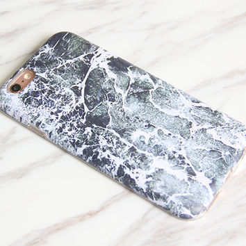 Natural Earth Crack iPhone 6s Tough case Protective case iPhone 6 plus iPhone 6s Plus case iPhone SE case Galaxy S7 Edge Marble Print KB-892