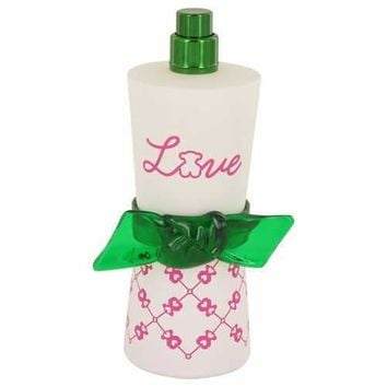 Tous Moments Love by Tous Eau De Toilette Spray (Tester) 3 oz (Women)