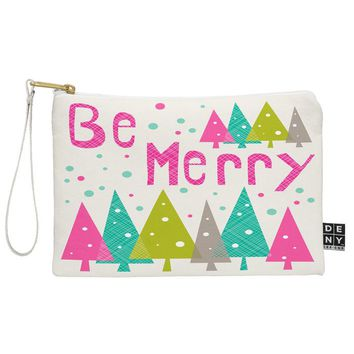 Heather Dutton Be Merry Pouch