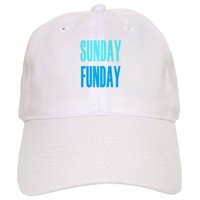 SUNDAY FUNDAY Baseball Baseball Cap