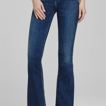 Fleetwood High Rise Flare Jean in Nemesis
