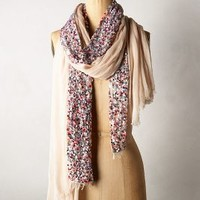 Florence Sequin Scarf by Anthropologie Pink One Size Scarves