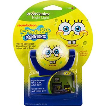 SpongeBob SquarePants Projectables LED Plug-In Night Light