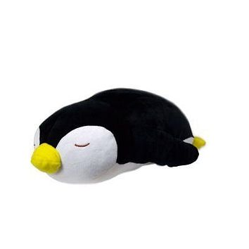 Snoozimals 20in Penguin Plush, Stuffed Animals by Go Games