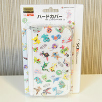 Pokemon center Hard cover for Nintendo 3DS LL XL Pokemon time case from Japan
