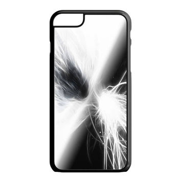 White Glow Abstract iPhone 6S Plus Case
