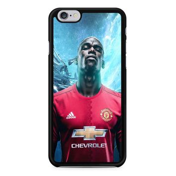 Paul Pogba Manchester United iPhone 6/6s Case
