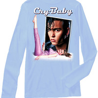 Cry Baby Johnny Depp Mockneck Sweater