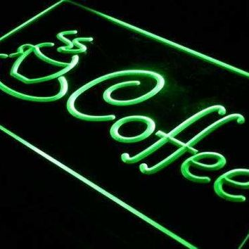 Coffee Shop LED Neon Light Sign