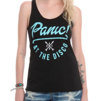 Panic! At The Disco Arrows Girls Tank Top