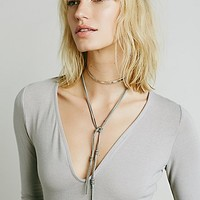Free People Womens Graceland Choker