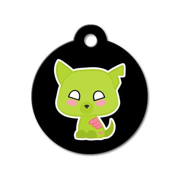 Zombie Dog - Halloween Pet Tag