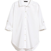 H&M - Cotton Blouse