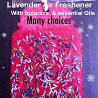 Essential Oil Hand Crafted HIGHLY scented Air Fresheners for car or closet That WONT disappoint!