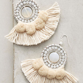 Textural Drop Earrings