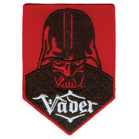 Star Wars Men's Embroidered Patch Brown