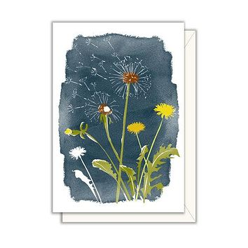 Dandelions Enclosure Card