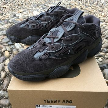 cc qiyif YEEZY 500 EXCLUSIVE black