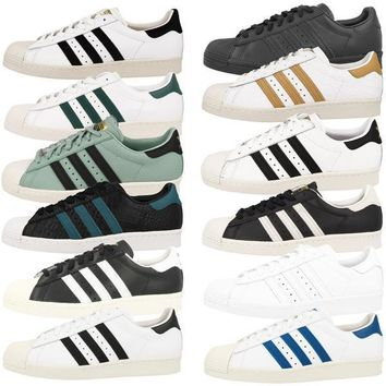 ADIDAS SUPERSTAR 80s SCHUHE RETRO SNEAKER SAMBA SPEZIAL DRAGON FOUNDATION PACK