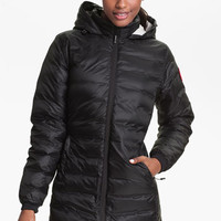 Women's Canada Goose 'Camp' Hooded Down