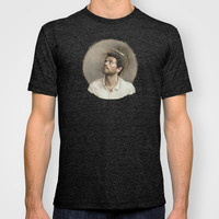 Castiel. White crown. T-shirt by Armellin