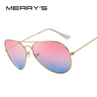 Fashion Unisex Sunglasses Classic Sea Gradient Shades Brand Designer Sun glasses