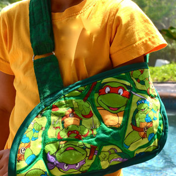 Teenage Mutant Ninja Turtle Arm Sling