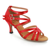 Red Salsa Shoes