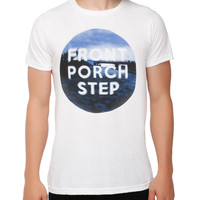 Front Porch Step Blurred T-Shirt