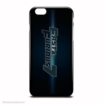Fast And Furious Light Case For Iphone Case