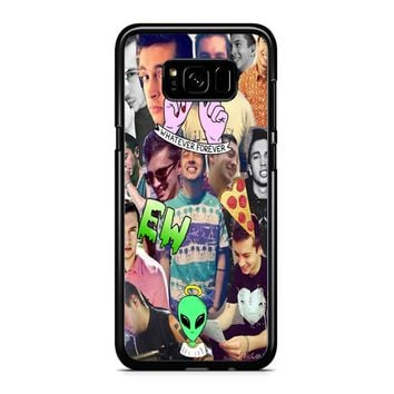 Twenty One Pilots 2 Samsung Galaxy S8 Case
