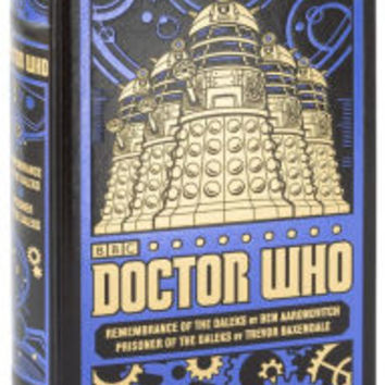 Doctor Who: Remembrance of the Daleks/Prisoner of the Daleks (Barnes & Noble Collectible Editions) by Ben Aaronovitch, Trevor Baxendale |, Hardcover | Barnes & Noble®