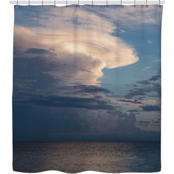 ROSC Shower Curtain on the Seas