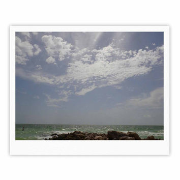 "Rosie Brown ""Clouds"" Coastal Photography Fine Art Gallery Print"