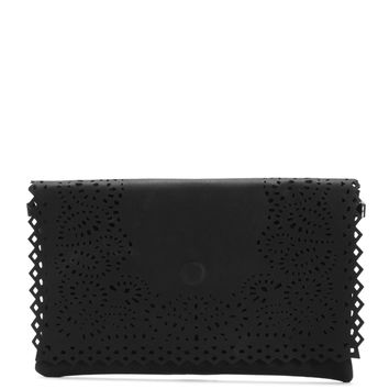 Black Moonshine Clutch