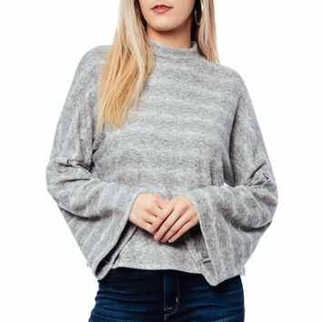 Ronnie Mock Neck Sweater