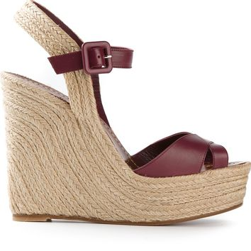 Valentino Garavani High Wedge Sandals