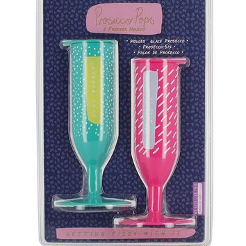 Time to Wine Down Prosecco Pops Silicone Popsicle Molds