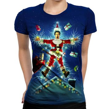 Christmas Vacation Womens T-Shirt
