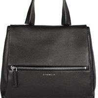 Givenchy - Medium Pandora Pure bag in black leather
