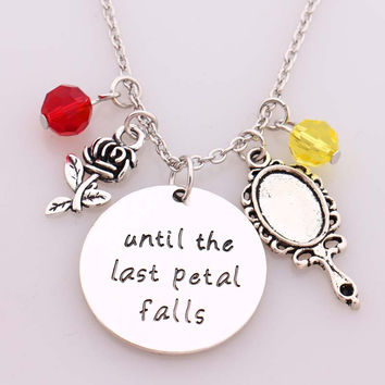 Beauty and Beast Necklace